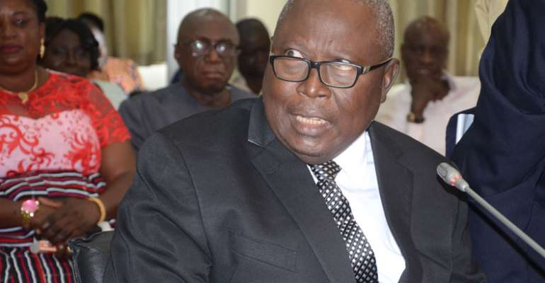 NDC's Preposterous Infatuation with Press Conferences – Holding One in Support of Hon. Martin Amidu
