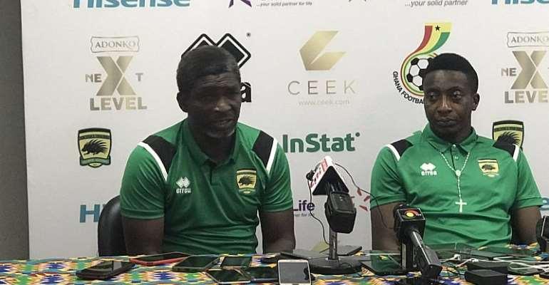 Playing Away From Baba Yara Affected Us Against Karela United - Kotoko Coach Maxwell Konadu