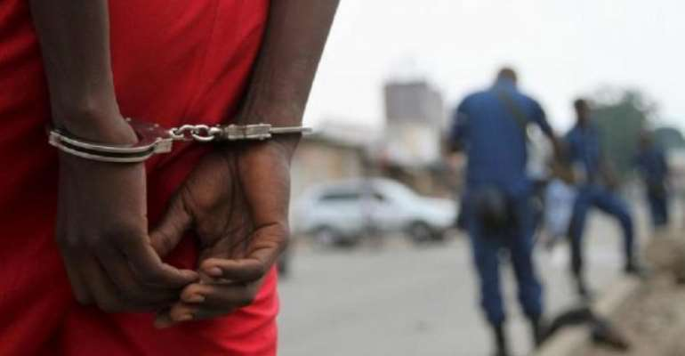 E/R: NDC Research Team Arrested For Allegedly Creating Tension