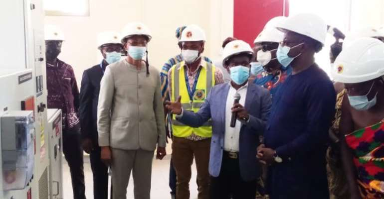 ECG Invests GH¢66 million To Improve Power Supply In Eastern Region