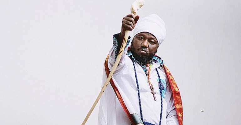 It's High Time We Gave Attention To POETRY---Blakk Rasta