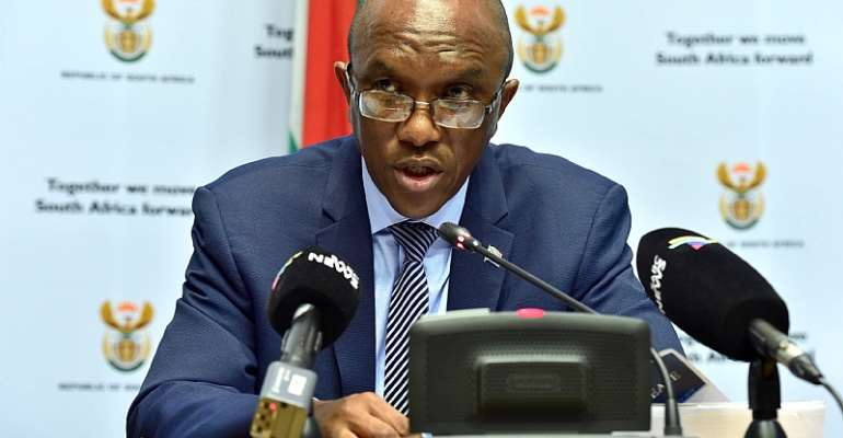 The late Kimi Makwetu was mortified by the extent of corruption.  - Source:
