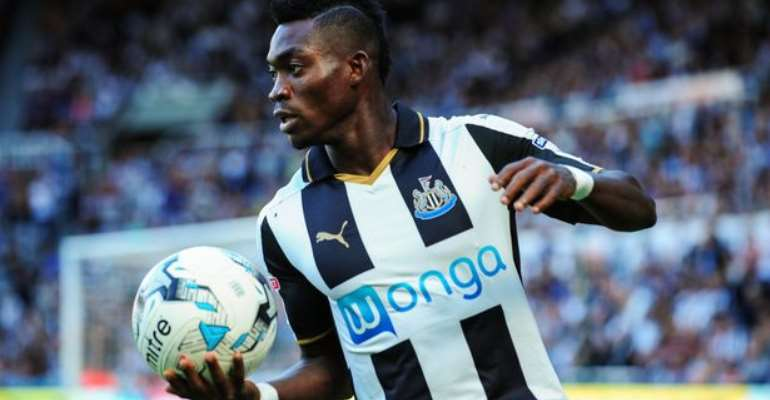Christian Atsu Ruled Out Of Manchester United Clash
