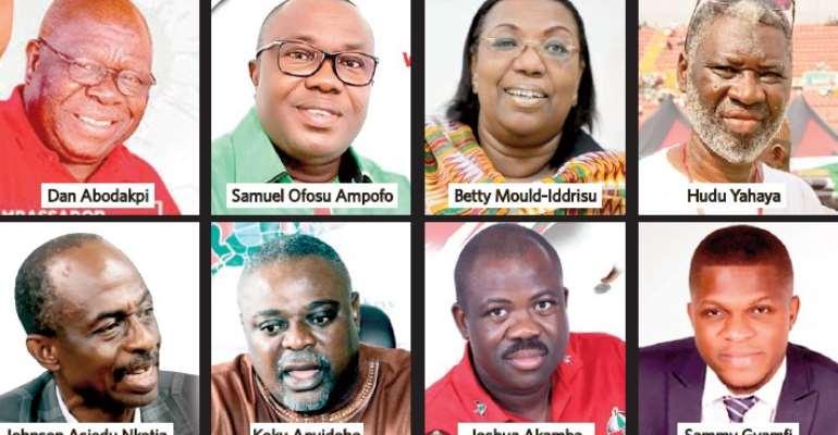 Vote Buying Galore As NDC Votes