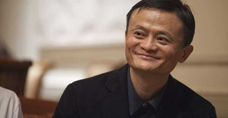 Jack Ma Urges Africans To Use Creative And Innovative Ways In Solving Their Problems