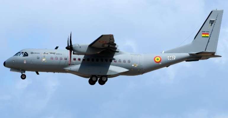 2021 AFCON Qualifiers: Why The Black Stars Flew To São Tomé Via Military Aircraft