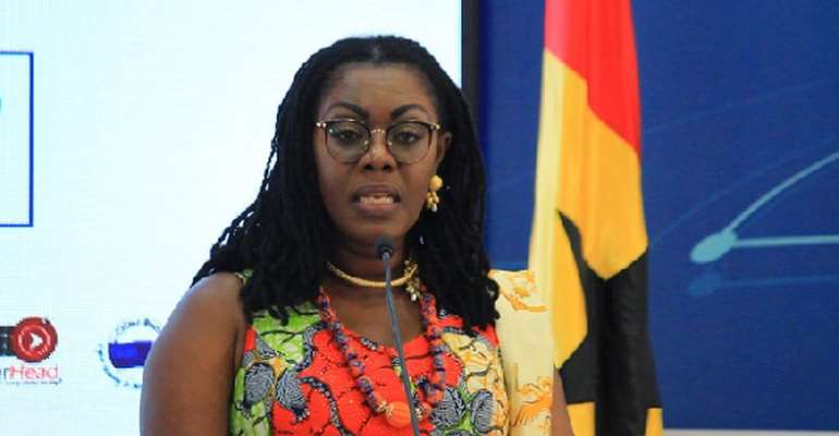 Ursula Owusu-Ekuful is wrong about taxing Telcos on MoMo profit  - V. L. K. Djokoto