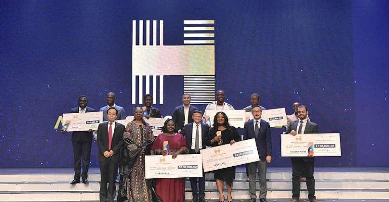 Jack Ma Foundation Awards $1 Million To Top African Entrepreneurs