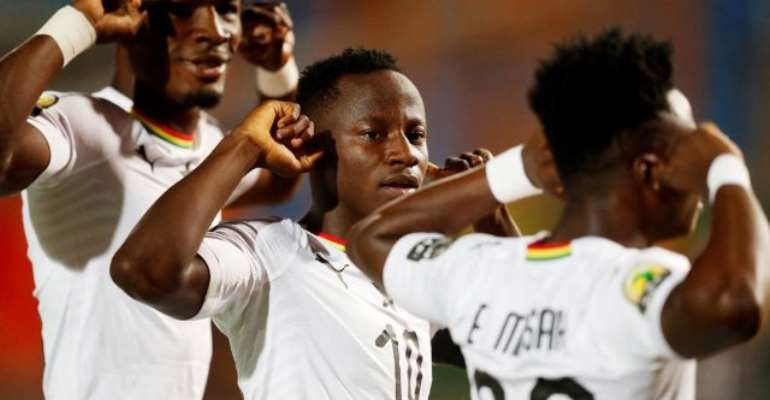 U23 AFCON: Ghana Close In On Olympic Spot, Plays Ivory Coast In Tuesday's Semi
