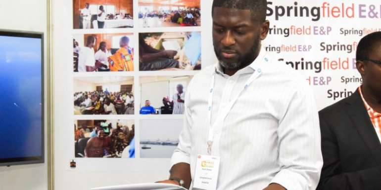 Ghanaian firm Springfield makes historic oil discovery of 1.2bn barrels in deepwater