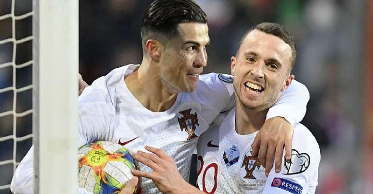 Defending Champions Portugal Qualify For Euro 2020 [HIGHLIGHTS]