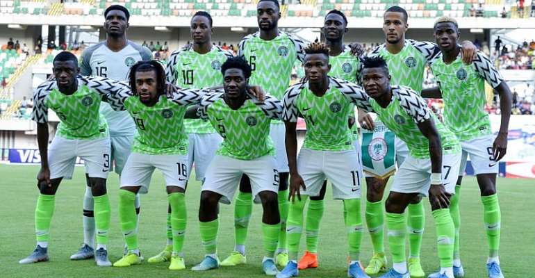 2021 AFCON Qualifiers: Nigeria Rally To Thump Lesotho In Maseru