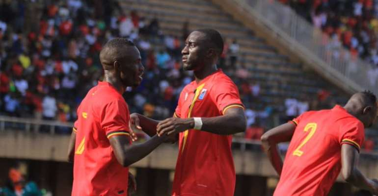 2021 AFCON Qualifiers: Uganda, Burkina Faso Take Control Of Group B