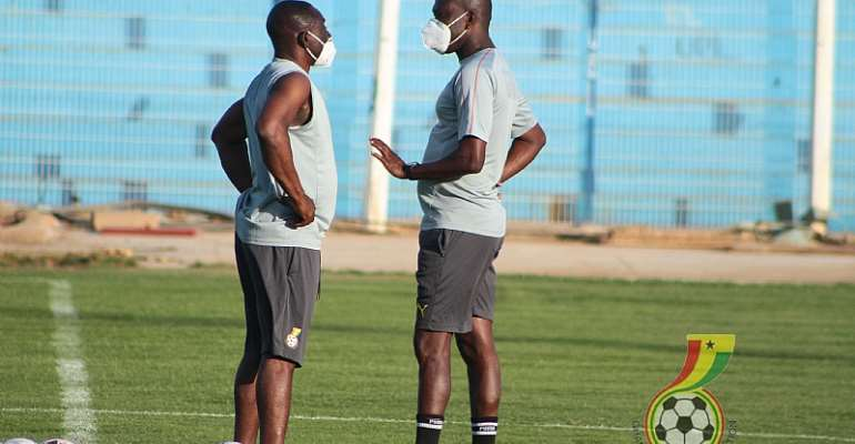 2021 Afcon Qualifiers: Akonnor Seeks Balance And Compact Ahead Of Sudan Clash