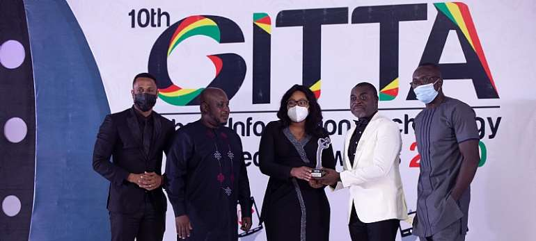 GITTA: AirtelTigo's 'BigTime Xtra Data Bundles' Wins Innovative Product Of The Year
