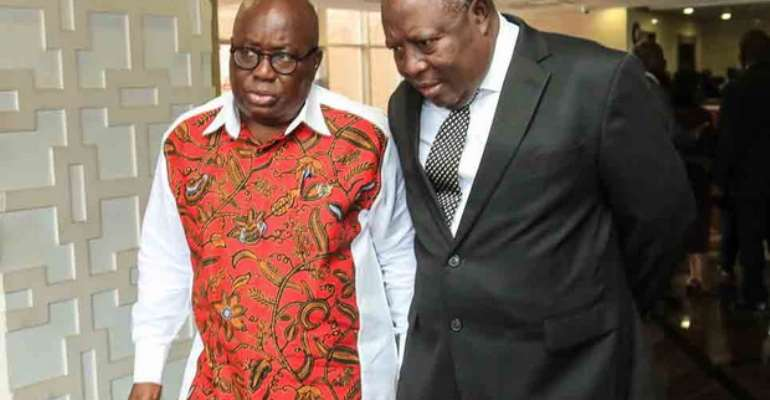Akufo-Addo Should Not Regret Amidu's Appointment