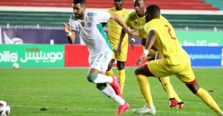 2021 Afcon Qualifiers: Zimbabwe Come From Behind To Hold Algeria In Harare