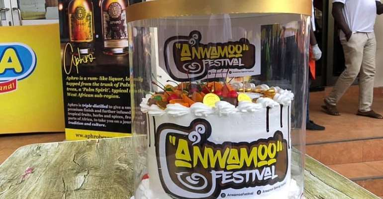 Anwamoo Local Food Festival Held