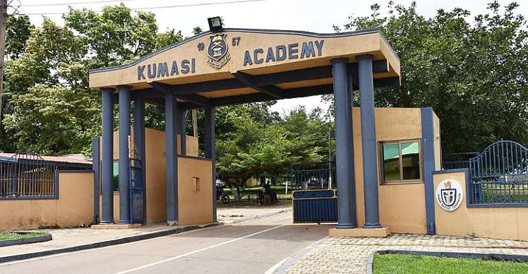 Breaking: Tension Hits Kumasi Academy As Police And Parents Clash