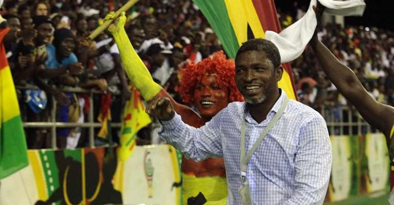 Maxwell Konadu Cautions Managements Of Hearts and Kotoko Against Recruiting Players For The Club