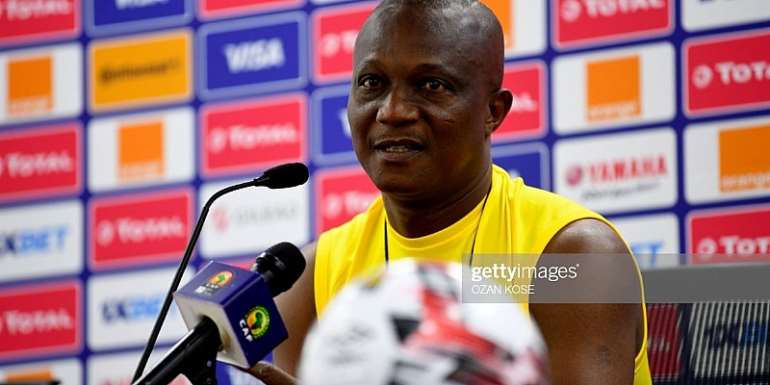 I Am Not Worried Over Criticisms - Kwesi Appiah