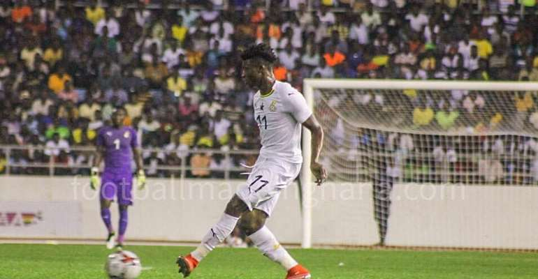 Laryea Kingston Lauds Youngster Kudus Mohammed