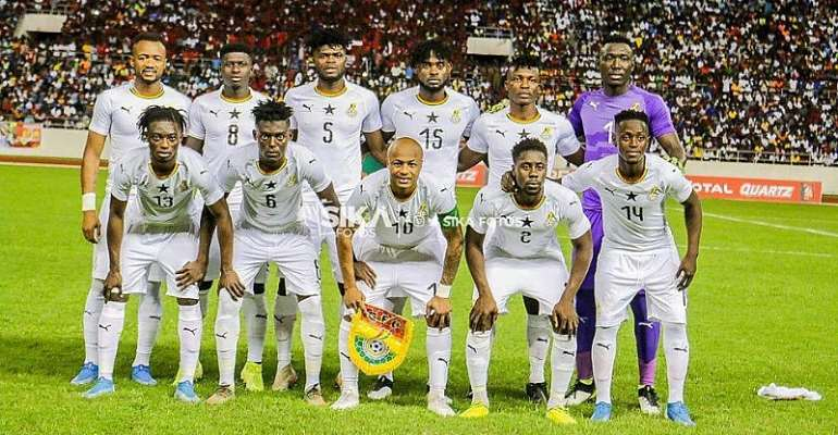 2021 AFCON Qualifiers: We Will Not Underrate Sao Tome, Says Coach Kwesi Appiah