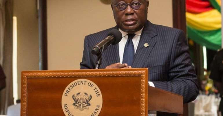 President Nana Akuf-Addo