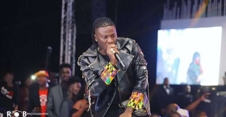 """It Will Take Another 40 Years To Find Me, Sarkodie And Shatta In This Industry"" — Stonebwoy Brags"