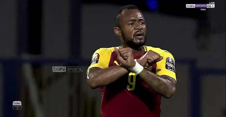 2021 AFCON Qualifier: Jordan Ayew's Penalty Inspire Ghana To Beat São Tomé