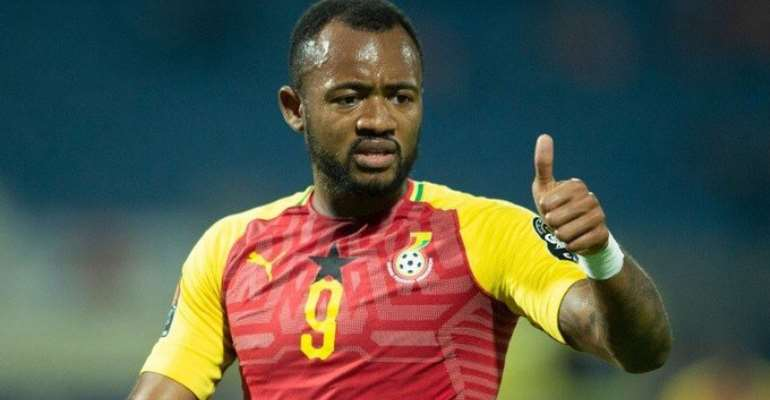 2021 AFCON Qualifiers: Joran Ayew's Penalty Secure Win For Black Stars Against Sao Tome