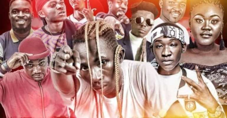 Patapaa Billed For 2019 Central Music Awards