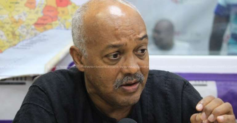 Casely-Hayford Blasts Ursula For Tax On MoMo