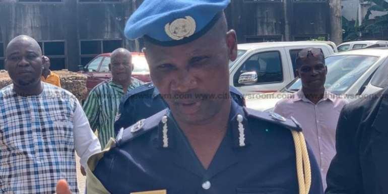 ACP Agordzo Faces Court Today Over Bail Application