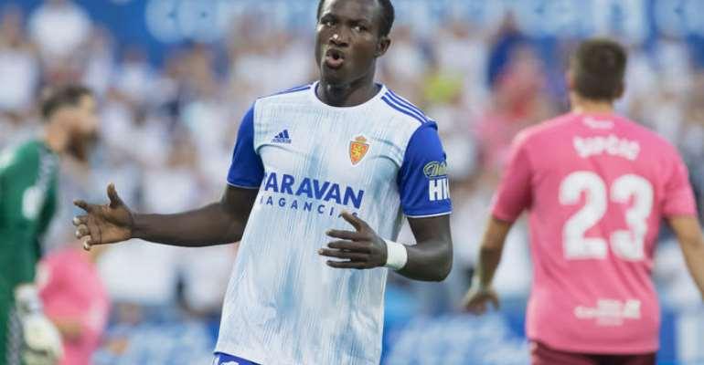 Real Zaragoza Acquires Raphael Dwamena's Replacement