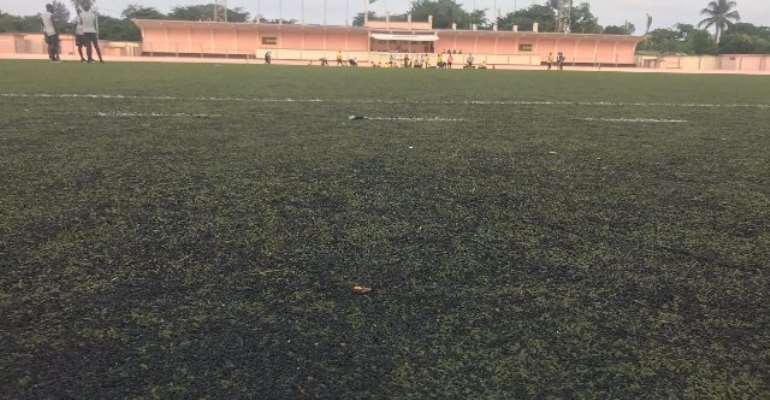 2021 AFCON Qualifiers: São Tomé And Príncipe Artificial Pitch Could Worry Ghana