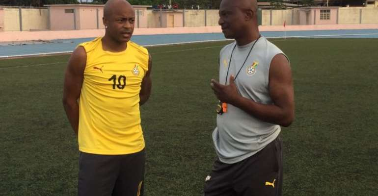 2021 AFCON Qualifiers: Kwesi Appiah Expecting Sao Tome To Give Black Stars A Tough Encounter