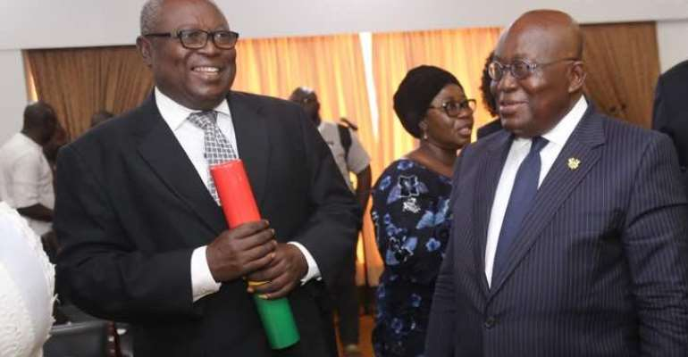 Presidency Won't Comment Further On Amidu's Claims – Eugene Arhin