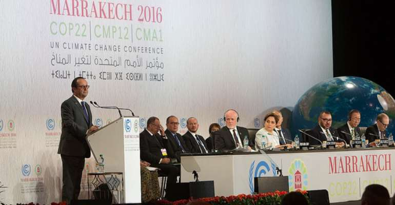 COP22 Marrakech: Initial Response From Climate Justice Groups To Marrakech Outcomes