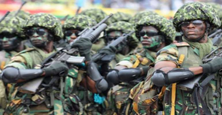 Disengage The Ghanaian Soldiers From All Unconventional Tasks Or Lose Respect