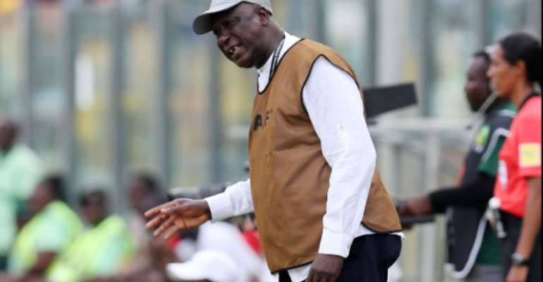 2018 AWCON: Bashiru Hayford Optimistic Of Win Over Mali