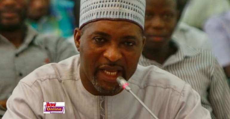 Manso Nkwanta shooting: Muntaka Mubarak calls for immediate prosecution of police officers involved in the killing