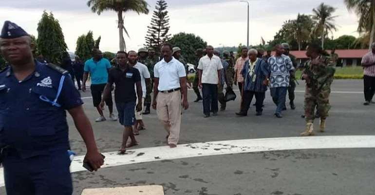 Western Togoland: Members Of Separatist Group Grabbed