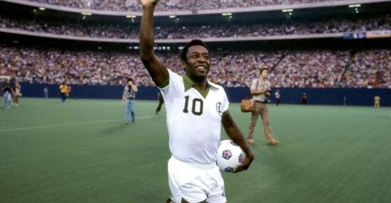 Pele's '1000th Goal' Scored 50 Years Ago [HIGHLIGHTS]