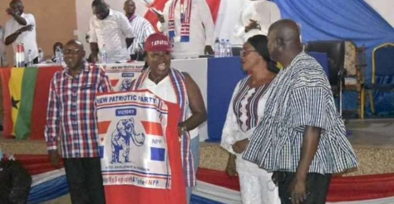 NPP Has No Challenger; Not Even NDC — Minister