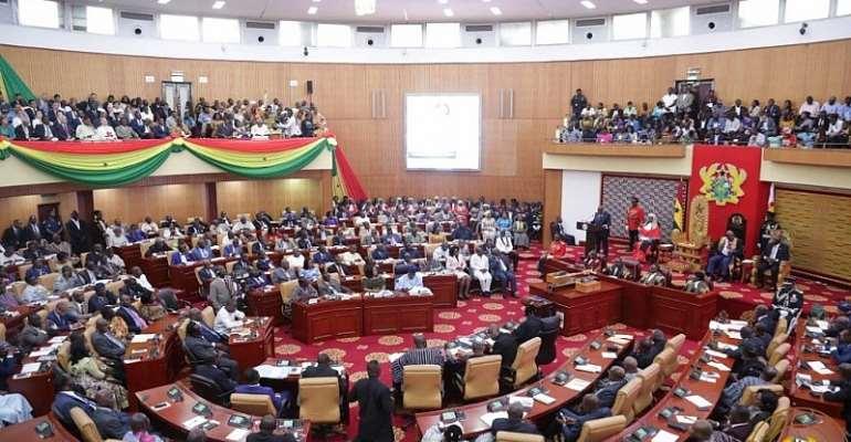 Speaker Meet Empty Chairs, Suspends Sitting Over 2020 Budget Debate