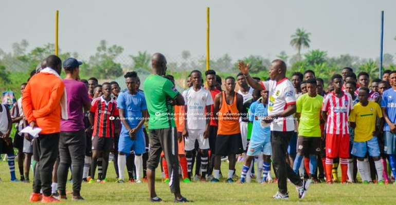 Kotoko Organizing Justifiers To Recruit Players For Youth Team