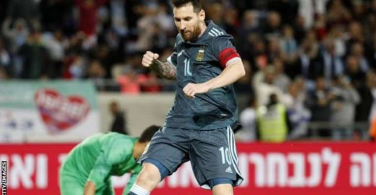 Argentina 2-2 Uruguay: Lionel Messi Equalises Late On With Penalty