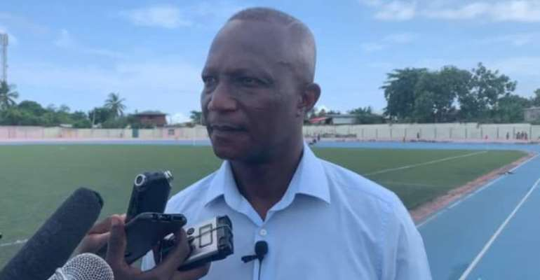 Ghana Coach Kwesi Appiah Not Thinking About Contract Extension