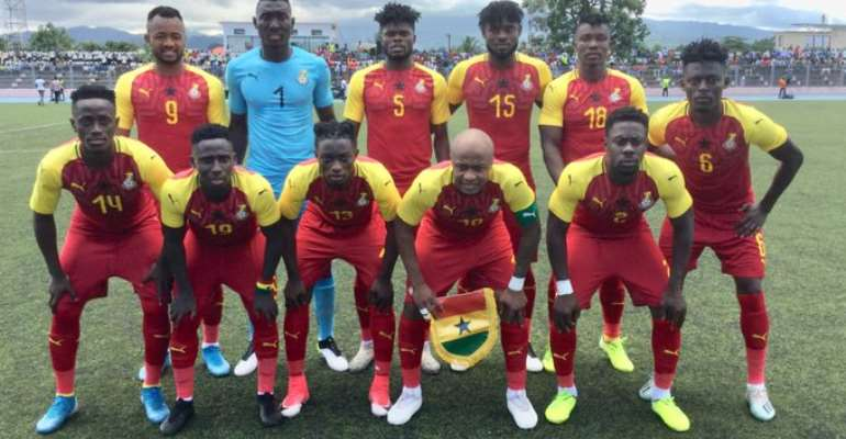 2021 AFCON Qualifiers: São Tomé 0 v 1 Ghana : Five Things We Learned